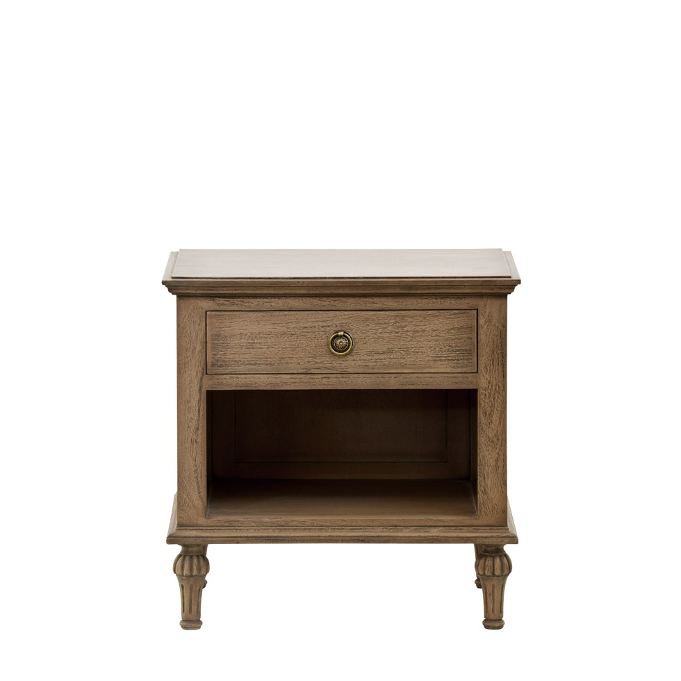 Прикроватная тумба Cheadle Bedside 701.003-2N7OAK Gramercy Home